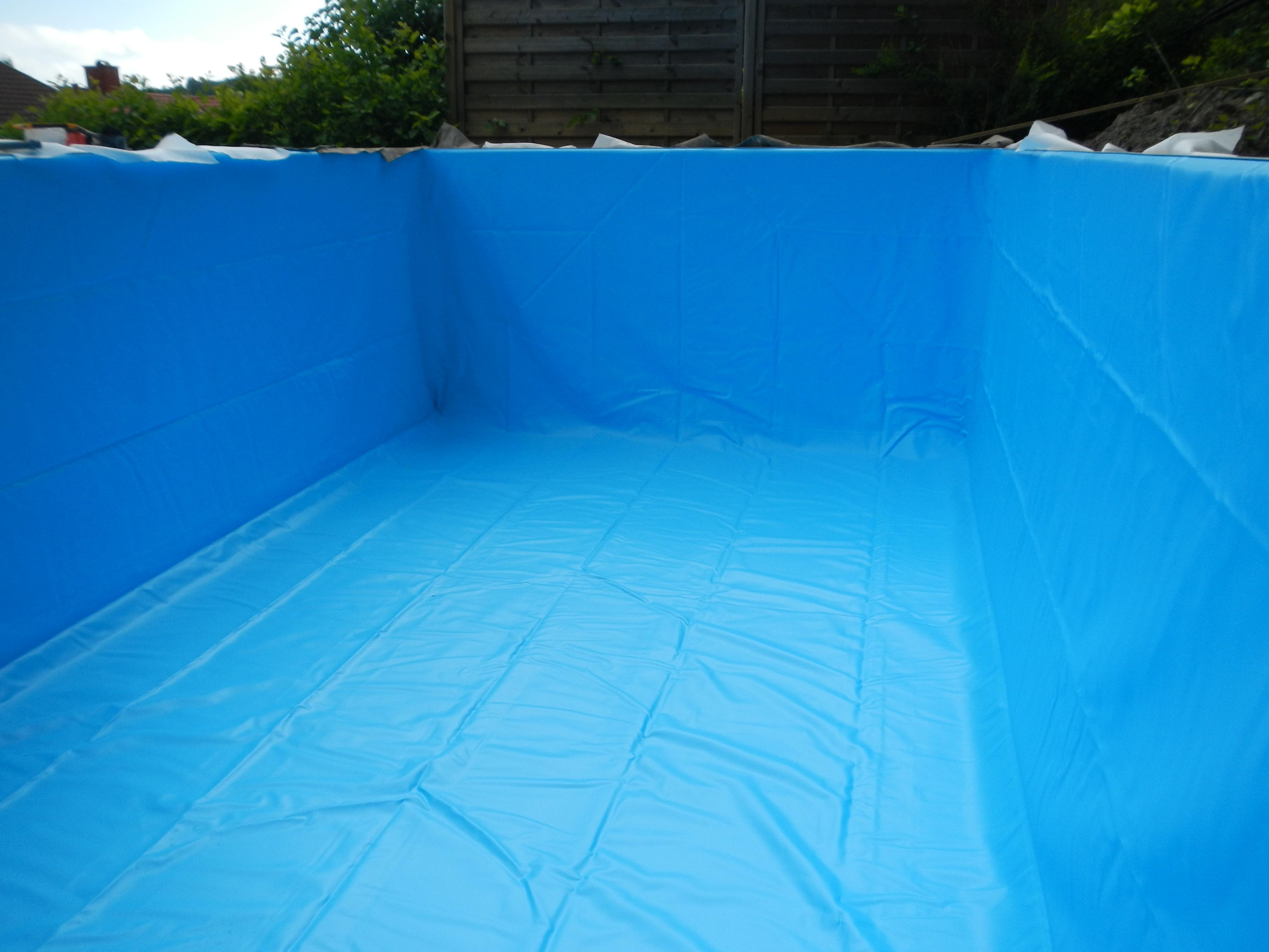 limma under vatten pool